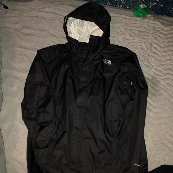 006ce3fb4 North face hyvent 2.5L rain jacket men's Large